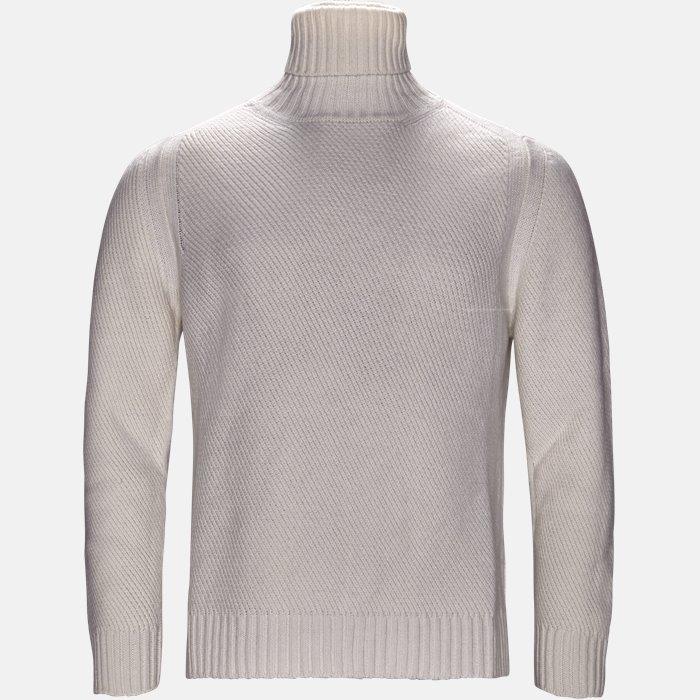 strik - Strik - Regular fit - Hvid